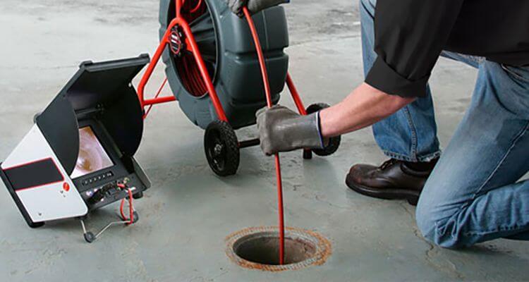 Monitoring potrubia - kanalizácie